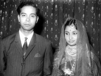 Wedding Reception in October 1966