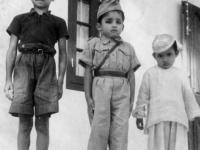 In Cooch Bihar with Brother Mostofa Kamal, Mostofa Jaman Abbasi and Ferdausi Rahman