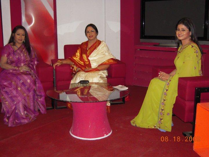 Otoppor Ami- An interview program from Ekushey TV channel.