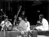 Live radio Performance in 1964.
