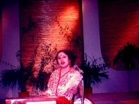 Performing for PTV 1984.