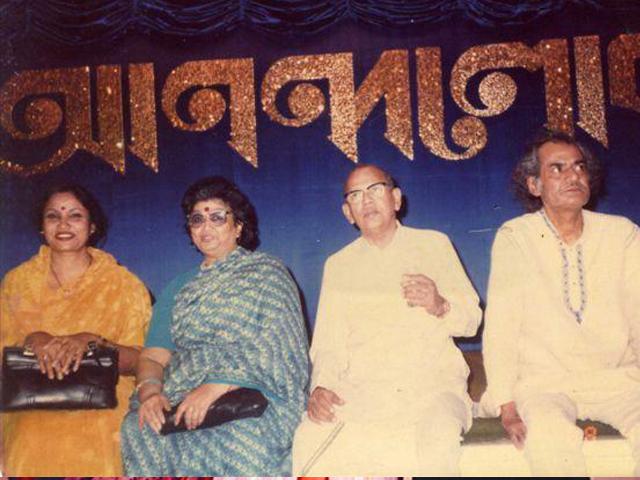 Utpola Sen, Satinath and Monobendra.