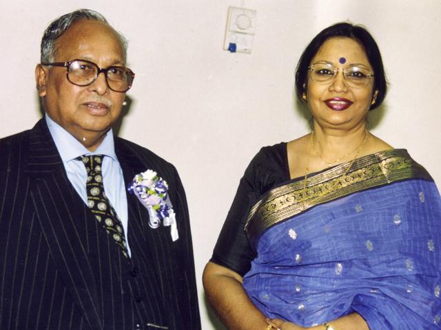 With Ex. speaker barrister Jamir Uddn Sircar.