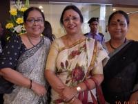 With Sahmili Ahmed and Wahida Mollik Jolli. Channel-I program.