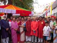 Noboborsho Mela on Channel-I premises on Pahela Baishakh.